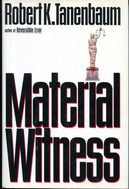 Image for Material Witness