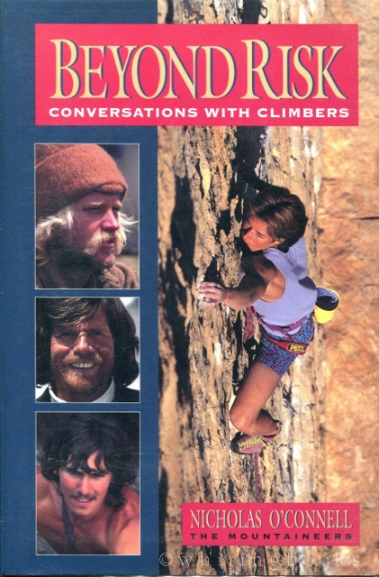 Image for Beyond Risk: Conversations with Climbers
