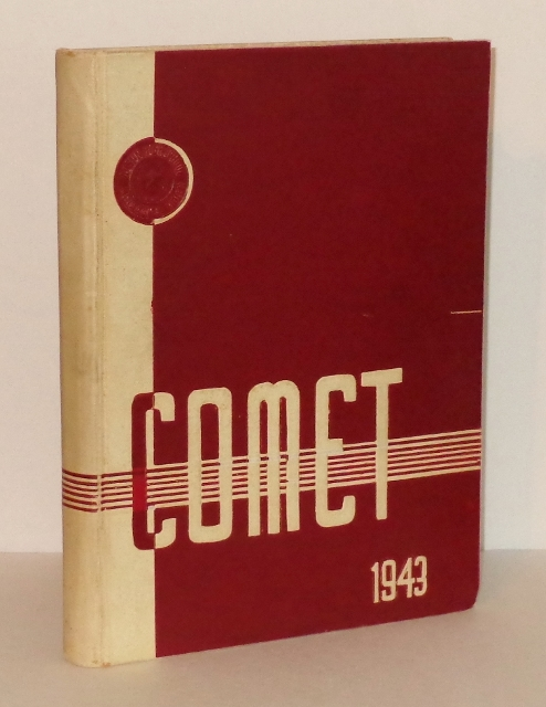 Image for Comet 1943: The Austin High School Yearbook, Austin, Texas