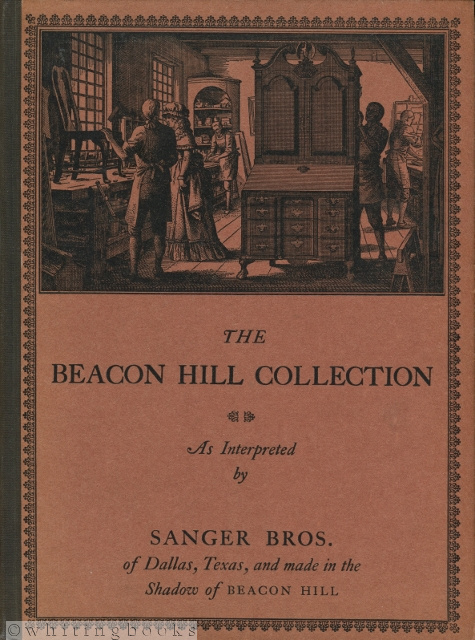 Image for The Beacon Hill Collection, Inspired by the Early Designers & Craftsmen of the Eighteenth Century who Created & Made Furniture of Lasting Beauty in Keeping with the Graceful Living of the Times