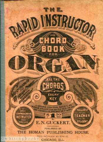Image for The Rapid Instructor and Choir Book for Organ
