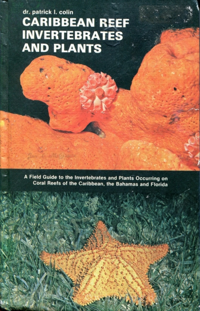 Image for Caribbean Reef Invertebrates and Plants: A Field Guide to the Invertebrates and Plants Occuring on Coral Reefs of the Caribbean, the bahamas and Florida