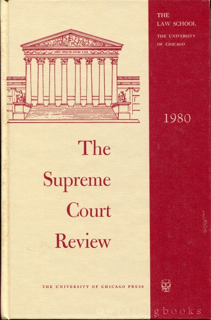 The Supreme Court Review 1980
