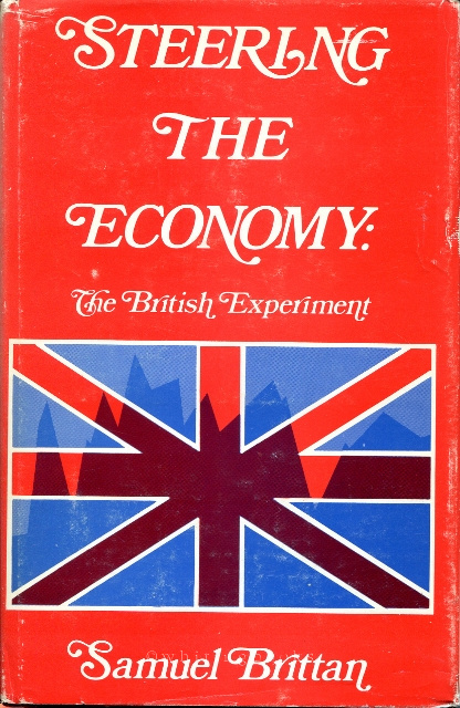 Image for Steering the Economy: The British Experiment