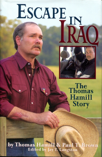 Image for Escape in Iraq : The Thomas Hamill Story