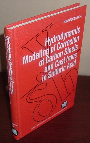 Image for Materials Technology Institute Publication T-2: Hydrodynamic Modeling of Corrosion of Carbon Steels and Cast Irons in Sulfuric Acid