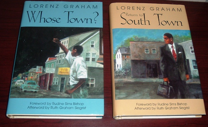 "Image for The ""Town"" Series: South Town, North Town, Whose Town? and Return to South Town"