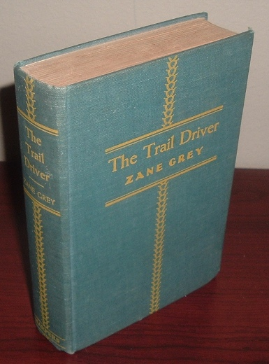 Image for The Trail Driver
