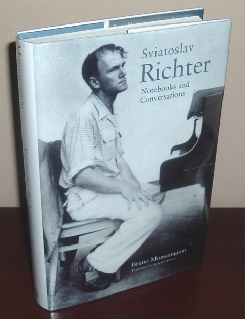 Image for Sviatoslav Richter : Notebooks and Conversations