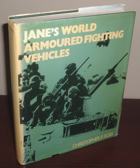 Image for Jane's World Armoured Fighting Vehicles