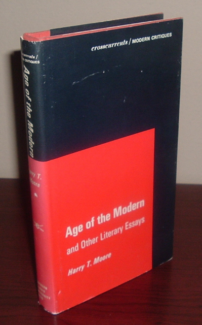 Image for Age of the Modern and Other Literary Essays