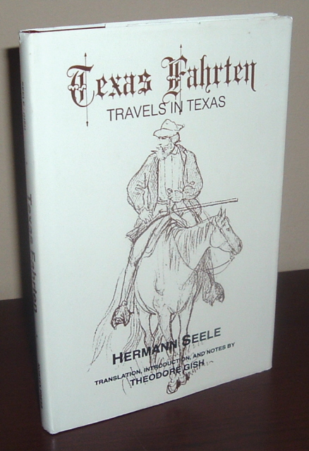 Image for Texas Fahrten: Travels in Texas