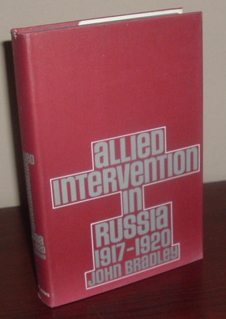Image for Allied Intervention in Russia 1917-1920