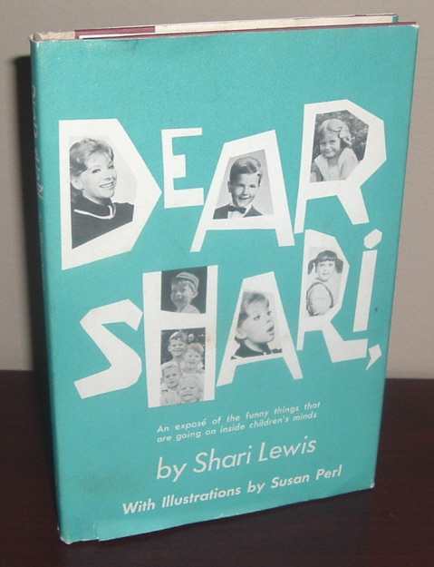 Image for Dear Shari, an Expose of the Funny Things That are Going on Inside Children's Minds