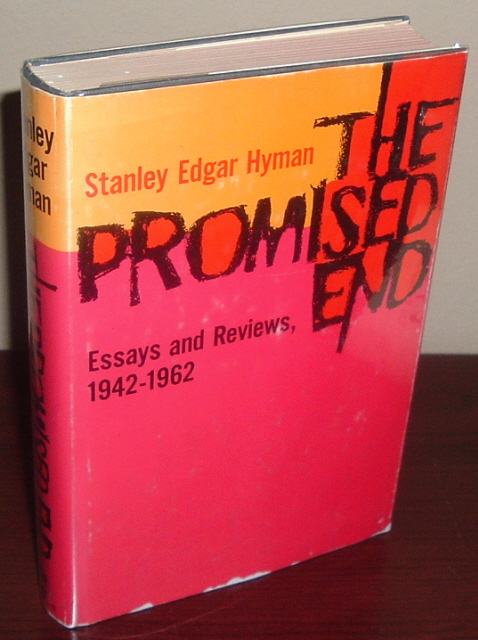 Image for The Promised End: Essays and Reviews 1942-1962