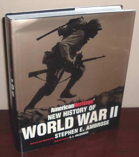 Image for American Heritage New History of World War II