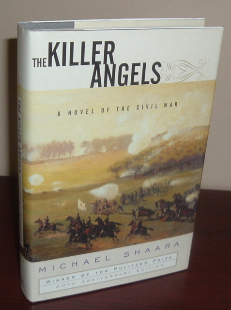 Image for The Killer Angels: A Novel of the Civil War