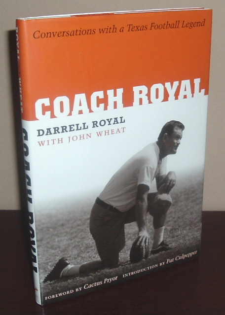 Image for Coach Royal: Conversations With A Texas Football Legend