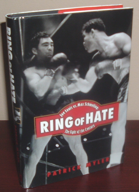 Image for Ring Of Hate: Joe Louis Vs. Max Schmeling The Fight Of The Century