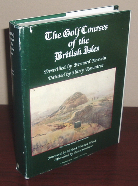 Image for The Golf Courses of the British Isles