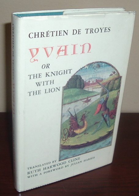 Image for Yvain, or, The Knight With the Lion