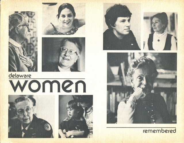 Image for Delaware Women Remembered