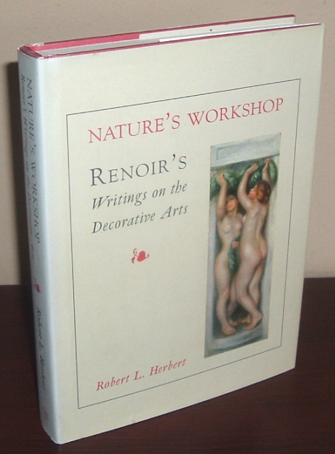 Image for Nature's Workshop: Renoir's Writings on the Decorative Arts