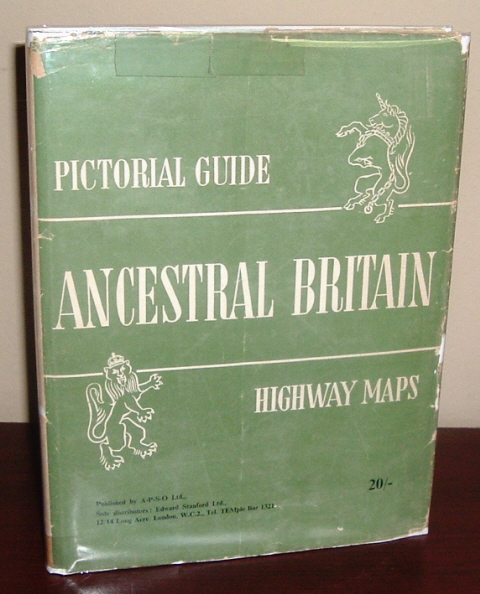 Image for Ancestral Britain: Pictorial Guide & Highway Maps