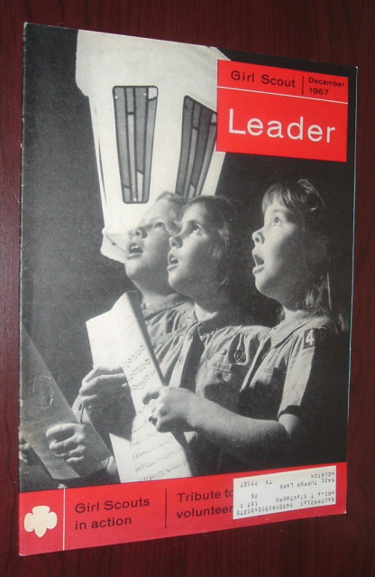 Image for Girl Scout Leader Magazine, December 1967, Vol. 44, No. 9