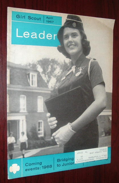 Image for Girl Scout Leader Magazine, April 1967, Vol. 44, No. 2