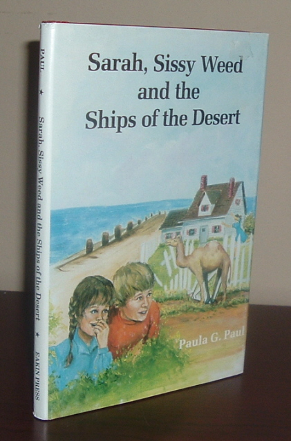 Image for Sarah, Sissy Weed and the Ships of the Desert (Stories for Young Americans)