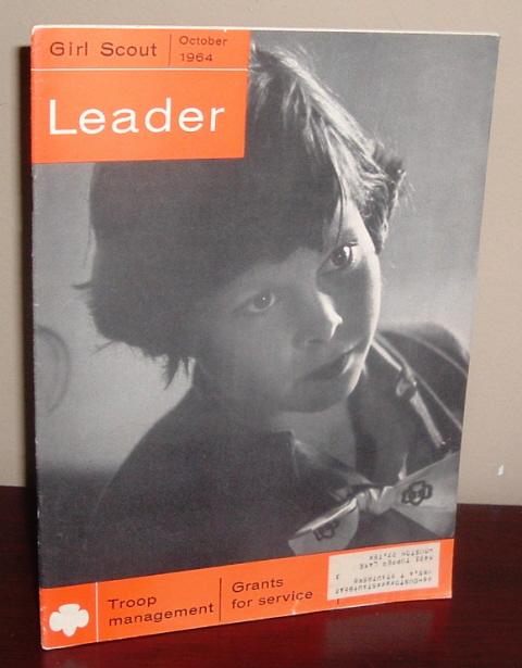 Image for Girl Scout Leader Magazine, October 1964, Vol. 41, No. 7