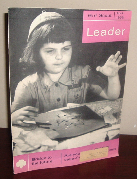 Image for Girl Scout Leader Magazine, April 1962, Vol. 39, No. 4
