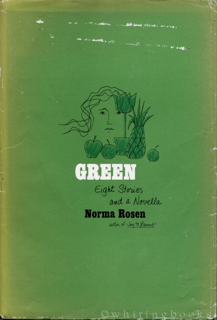 Image for Green: Eight Stories and a Novella