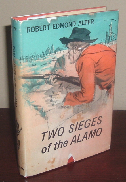 Image for Two Sieges of the Alamo