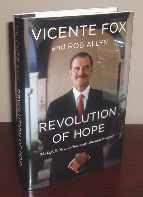 Image for Revolution of Hope: The Life, Faith, and Dreams of a Mexican President