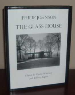 Image for Philip Johnson: The Glass House