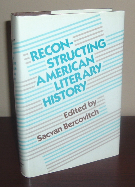 Image for Reconstructing American Literary History