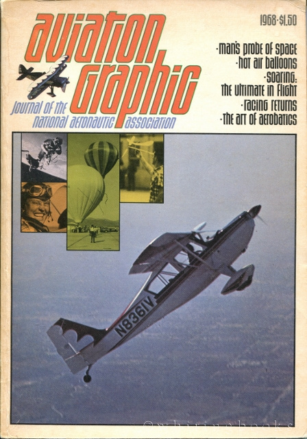 Image for Aviation Graphic: Journal of the National Aeronautic Association Issue No. 1, 1968