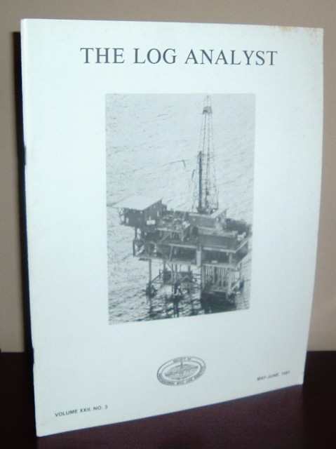 Image for The Log Analyst, Volume XXII, No. 3 (May-June, 1981)