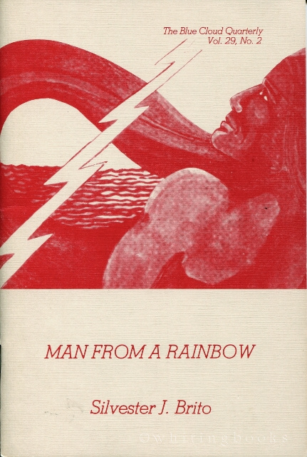 Image for Man from a Rainbow [The Blue Cloud Quarterly Vol. 29, No. 2]