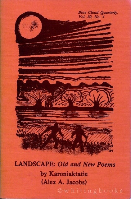 Image for Landscape: Old and New Poems [The Blue Cloud Quarterly Vol. 30, No. 4]