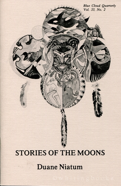 Image for Story of the Moons [The Blue Cloud Quarterly Vol. 33, No. 2]