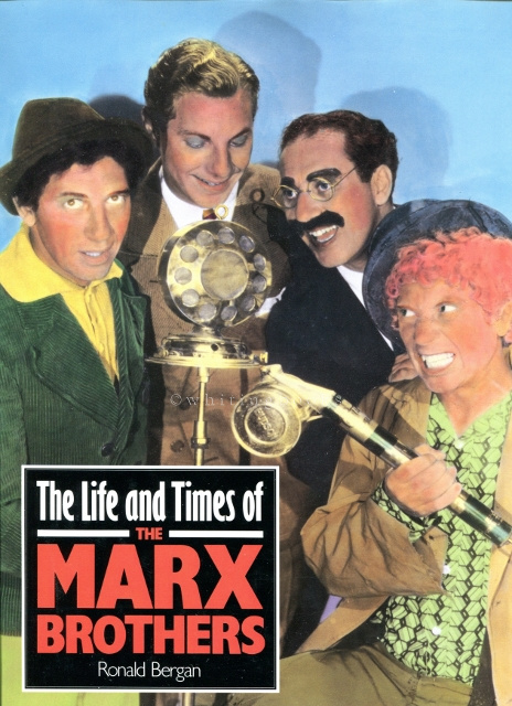 Image for The Life and Times of the Marx Brothers