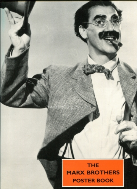 Image for The Marx Brothers Poster Book