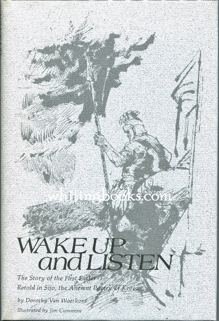 Image for Wake Up and Listen: The Story of the First Easter, Retold in Sijo, the Ancient Poetry of Korea