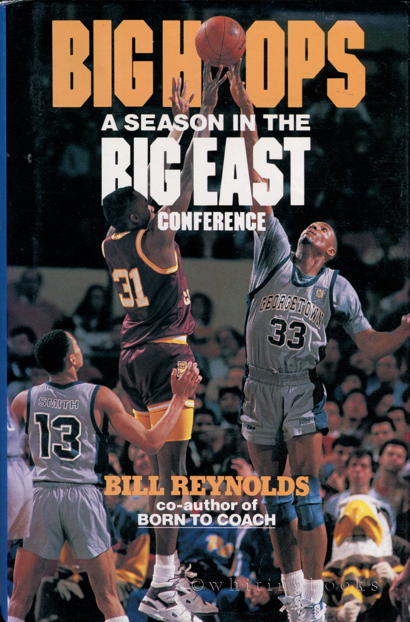 Image for Big Hoops: A Season in the Big East Conference