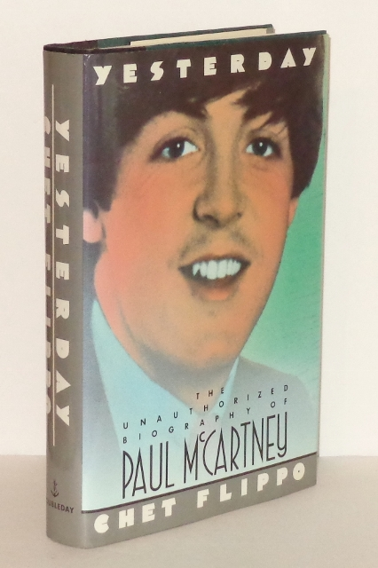 Image for Yesterday: The Unauthorized Biography of Paul McCartney