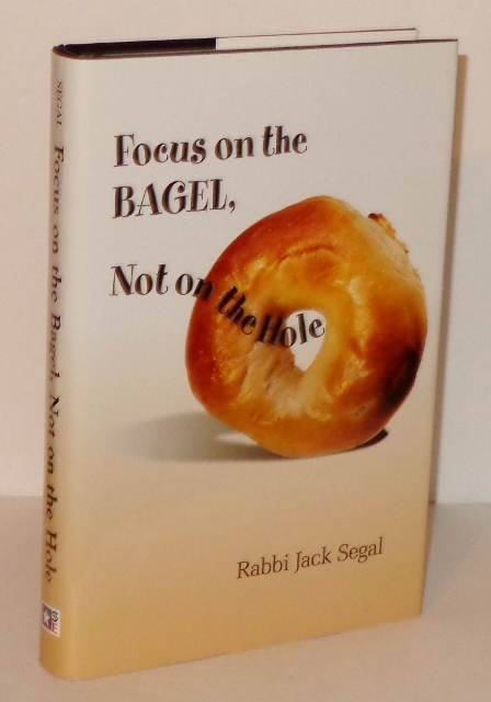 Image for Focus on the Bagel, Not the Hole