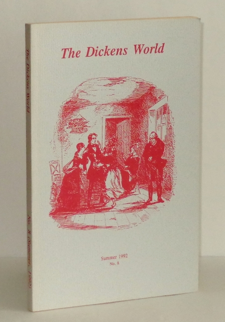 Image for The Dickens World, Summer 1992, No. 8